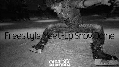 Freestyle Ice Skating Meet-up England – SnowDome Ice Rink